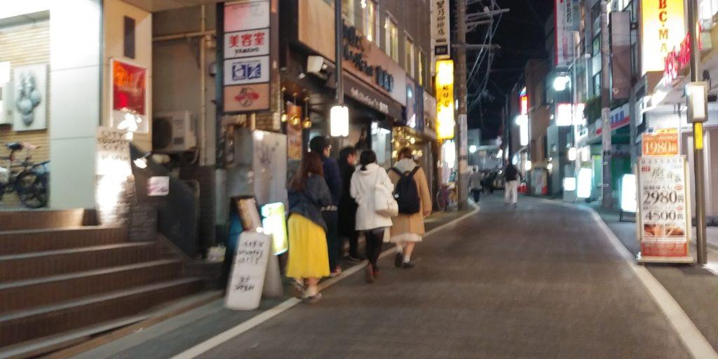 下北沢駅前